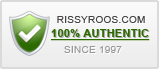 RissyRoos.Com - 100% Authentic Seller Since 1997