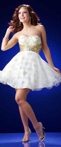 Mac Duggal Style 75824A A Line Dresses