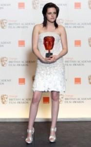 Kristen Stewart British Academy of Film and Television Arts Awards (BAFTA) 2010