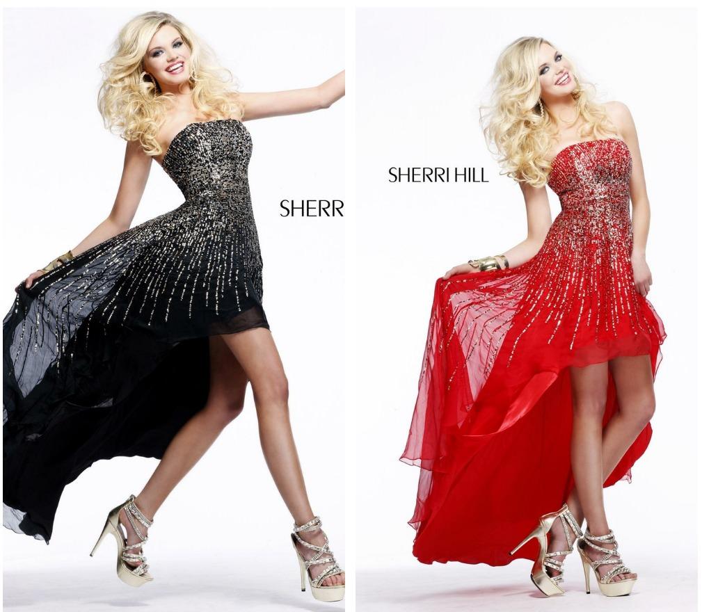 Sherri Hill Dress at Rissy Roo's