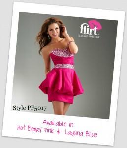 PF5017 Flirt by Maggie Sottero