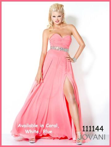 Jovani Dress 111144