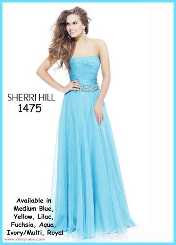 Sherri Hill Prom Dress 1475