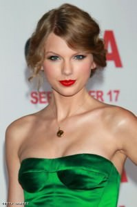 Taylor Swift-- Bold Lips