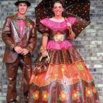 The Willy Wonka Bar Dress