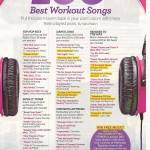 Best Workout Songs Pinterest Fitness