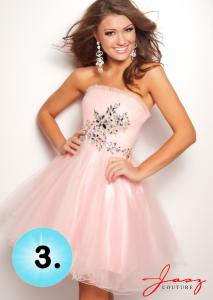 Jasz Couture 4716 short party dress