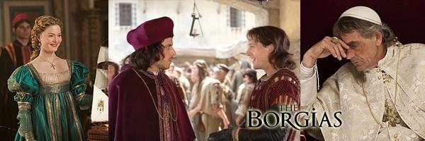 HBO The Borgias