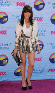 Carly Rae Jepsen Teen Choice Awards
