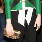 Emma Stone Handbag Purse Clutch