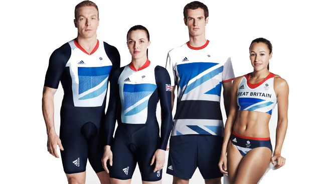 Great Britain Olympics 2012 London Uniforms