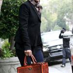 Uma Thurman Handbag purse