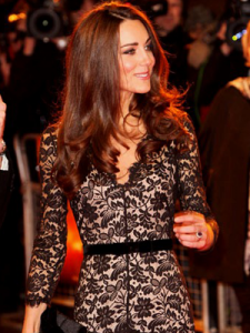 Princess Kate Lace Dress