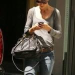 Katie Holmes Large Handbag Purse