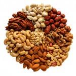 Nuts Protein Healthy Diet