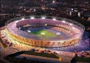 Olympic Stadium London