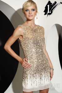 terani y230 sparkly dress