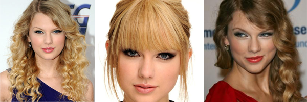 Taylor Swift Hair Look