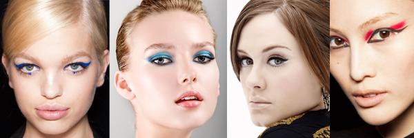 Makeup Trends Fall 2012