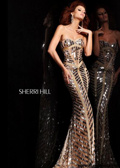 Sherri Hill 2813