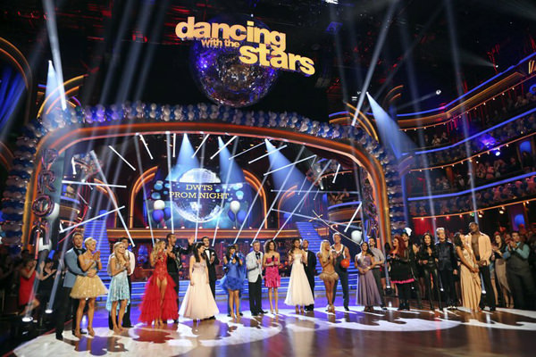 Dancing with the Stars Performers