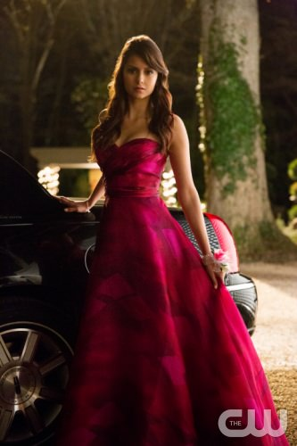 "Elena in the ""Pictures of You"" Vampire Diaries Episode"