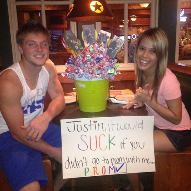 Shelbly's lollipop promposal