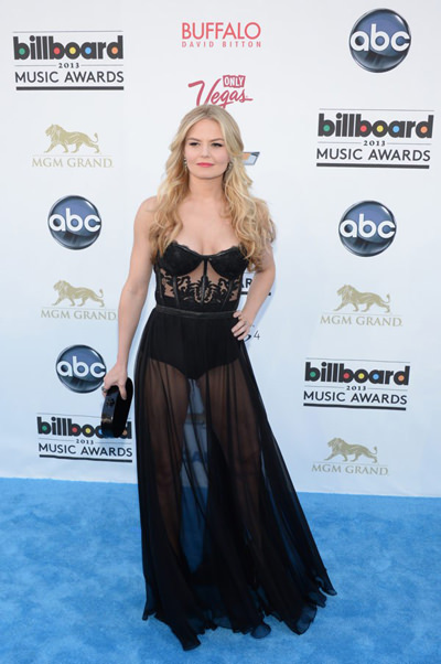 Jennifer Morrison Billboard Music Awards 2013