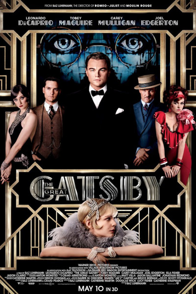The Great Gatsby movie poster