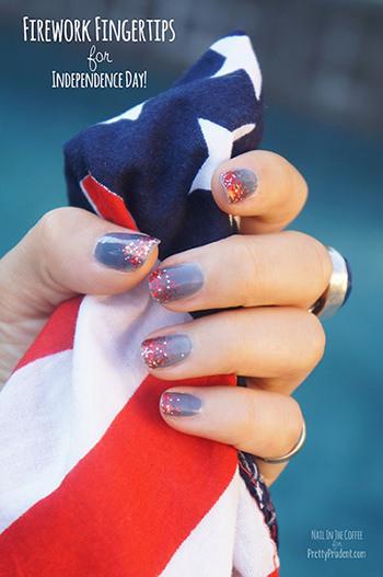 firework fingertips
