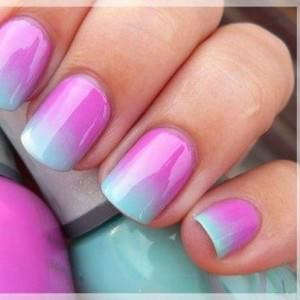 onbre nails