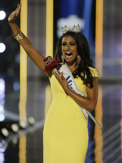 Miss New York is your new Miss America 2014!