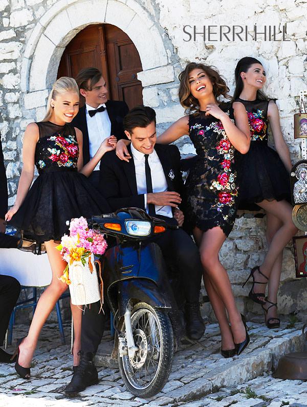 Sherri Hill Prom 2014 Dresses