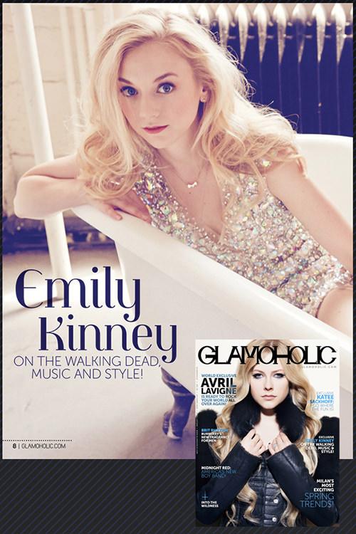 Emily Kinney in Tony Bowls TS11367