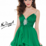 ROAR like Katy Perry in Mac Duggal 6399N!