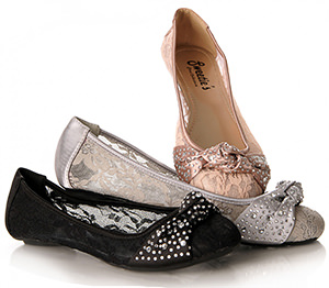 Sweetie's Anne Ballet Flats