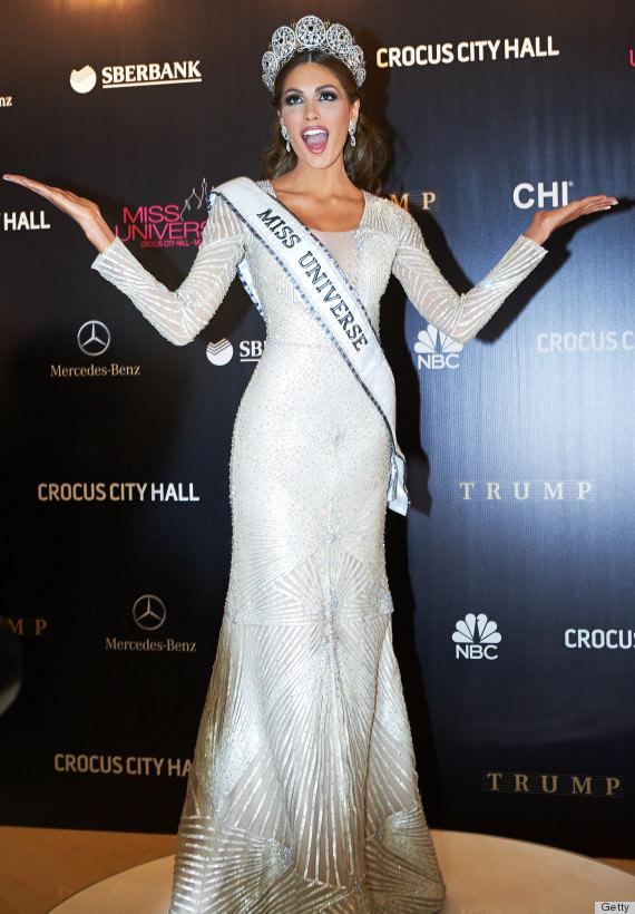 Miss Venezuela is Miss Universe 2013