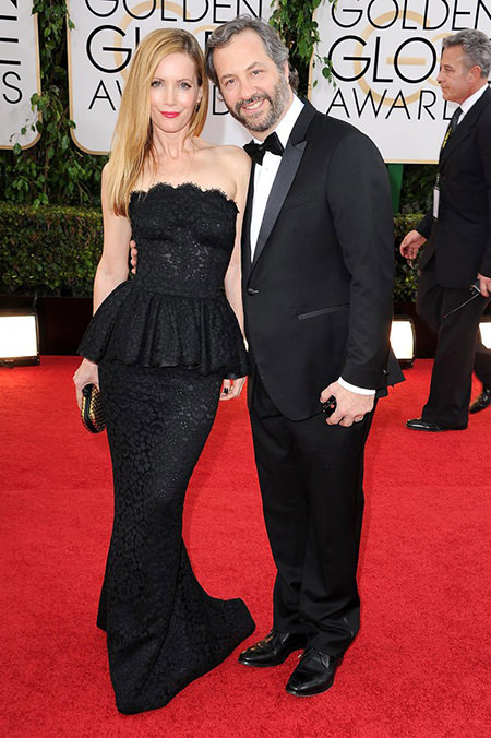 leslie-mann-judd-apatow-golden-globe-awards