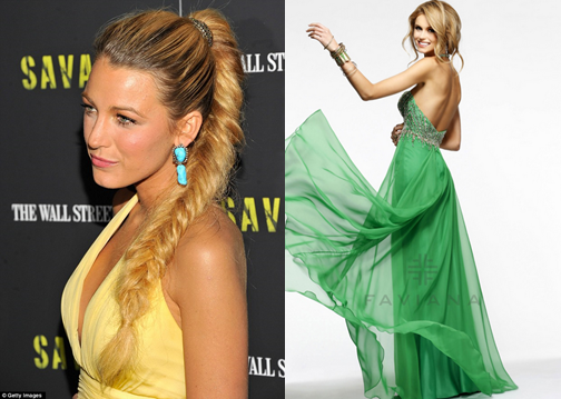 Most Flattering Prom Hairstyles for Different Necklines | Prom ...