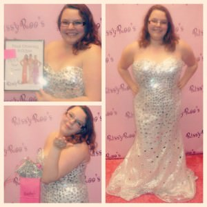 Our 2014 Prom Preview Dress Giveaway Winner, Gabrielle Sear!