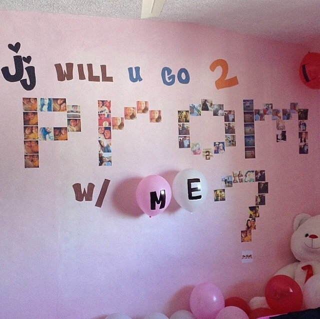 pictures promposal
