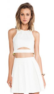 "Dolce Vita ""Romilda"" Crop Top"