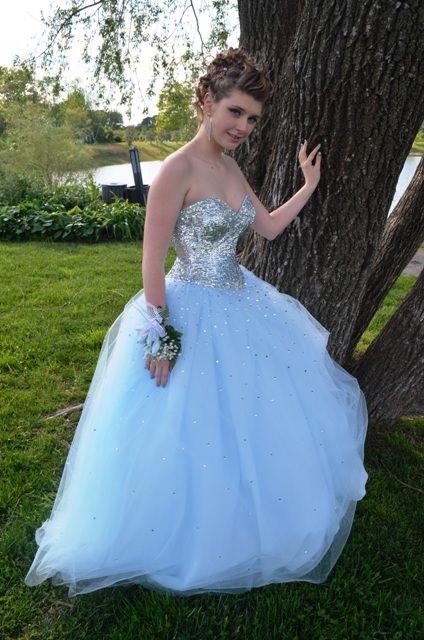 Tori Springer Prom Dress 3