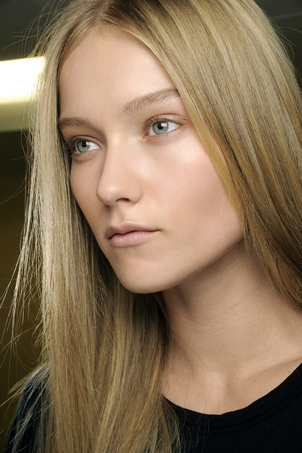 Chloe Model With a Natural Healthy Glow