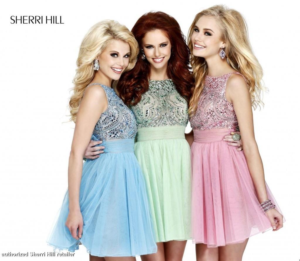 Sherri Hill 11032
