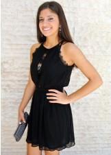 Casual Dress-Lace Please Short Dress