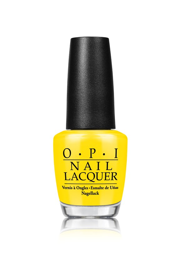 """I Just Can't Cope-acabana"" by OPI Brazil Inspired Polish"