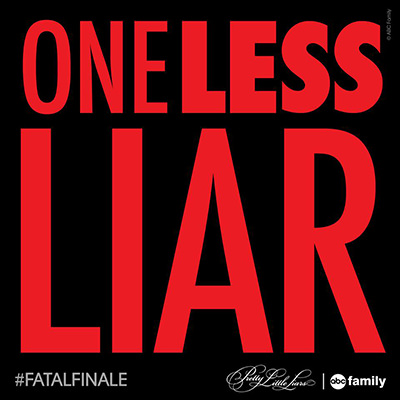 Watch out for One Less Liar during the PLL Season 5 Finale!