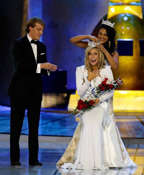 Miss America 2015, Kira Kazantsev!