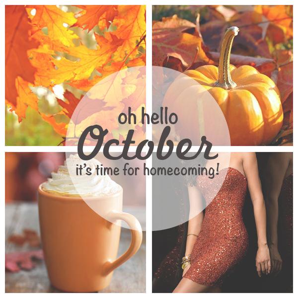 Hello, October 2014!